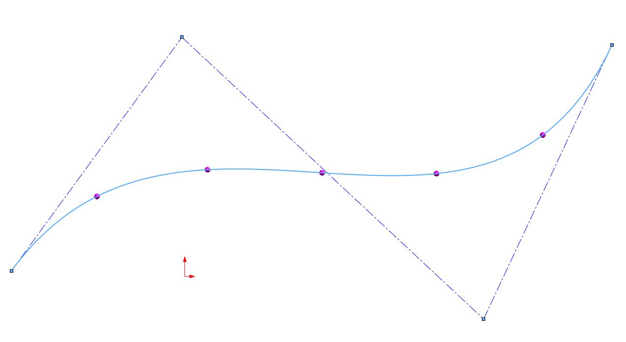 Segment Spline