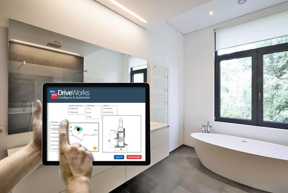 DriveWorks Window Configurator