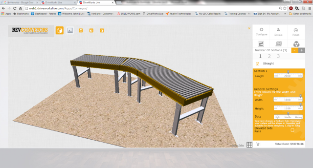 Automated SOLIDWORKS Library