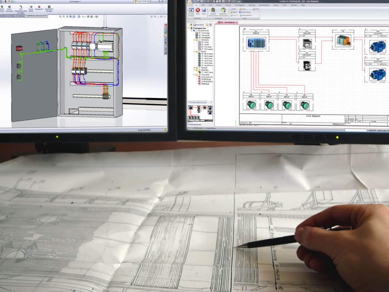 Electrical Drafting