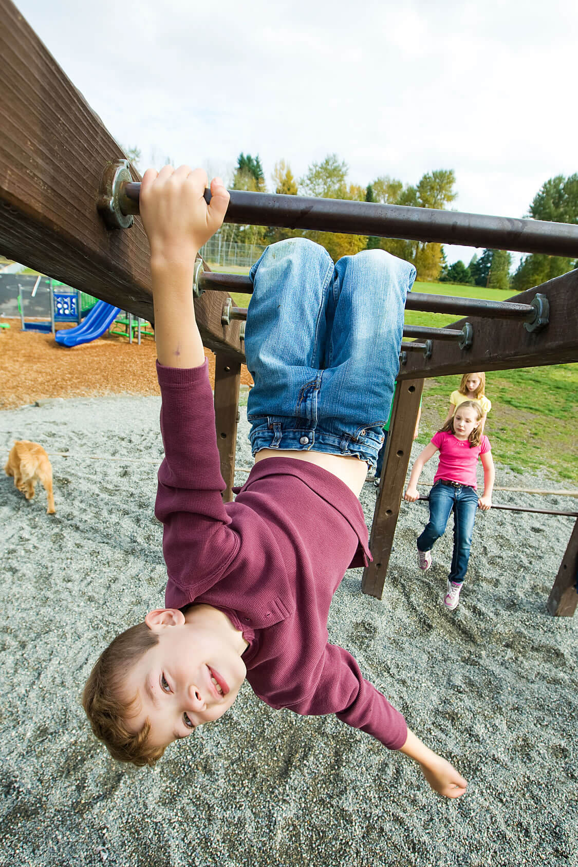 Javelin Training Earthscape Playground