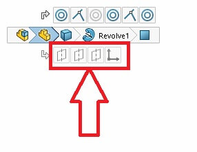 New Breadcrumbs in SOLIDWORKS 2017