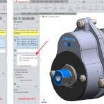 SOLIDWORKS 2017 SpeedPak enhanced to now include reference geometry