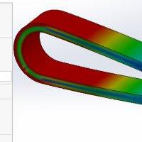 SOLIDWORKS Simulation Copy Study