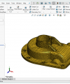 SOLIDWORKS Import Mesh File