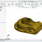 SOLIDWORKS 2017 provides direct import of 3D Scanned Data
