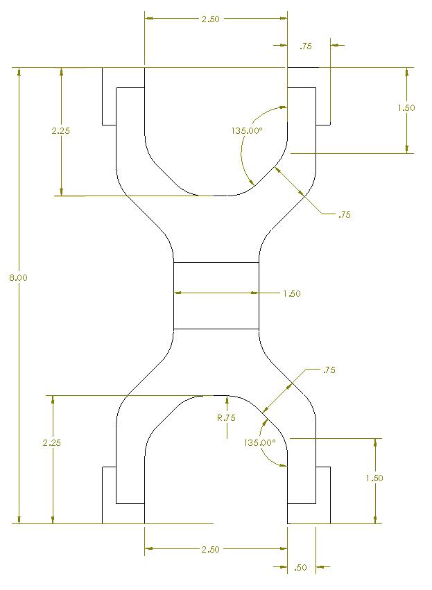 Linked Dimension Blown Apart