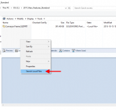 SOLIDWORKS PDM Search Local Files