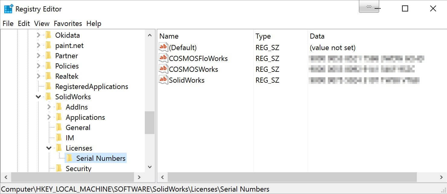 How to find your SOLIDWORKS Serial Number, Version