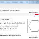 The Impact of SOLIDWORKS Image Quality on File Size