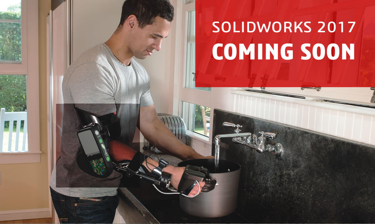 SOLIDWORKS 2017 Launch teaser 2