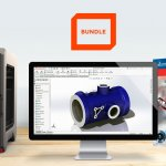 Buy a SOLIDWORKS Bundle and receive a FREE MakerBot 3D Printer