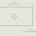Dimensioning in Style (with SOLIDWORKS Dimension Styles)