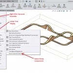 How to group component instances to condense the assembly tree size in SOLIDWORKS 2017