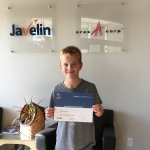 At 11 years old, Jeff is Javelin's Youngest SOLIDWORKS Training Graduate!