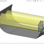 SOLIDWORKS 2017 Normal Cut Optimize Geometry for Sheet Metal