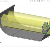 How To Create A Custom Solidworks Sheet Metal Bend Table