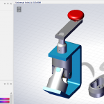 SOLIDWORKS Composer File Open Options for importing geometry