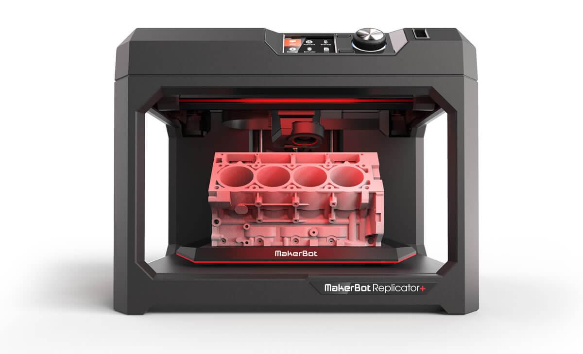 MakerBot Plus Desktop 3D Printer