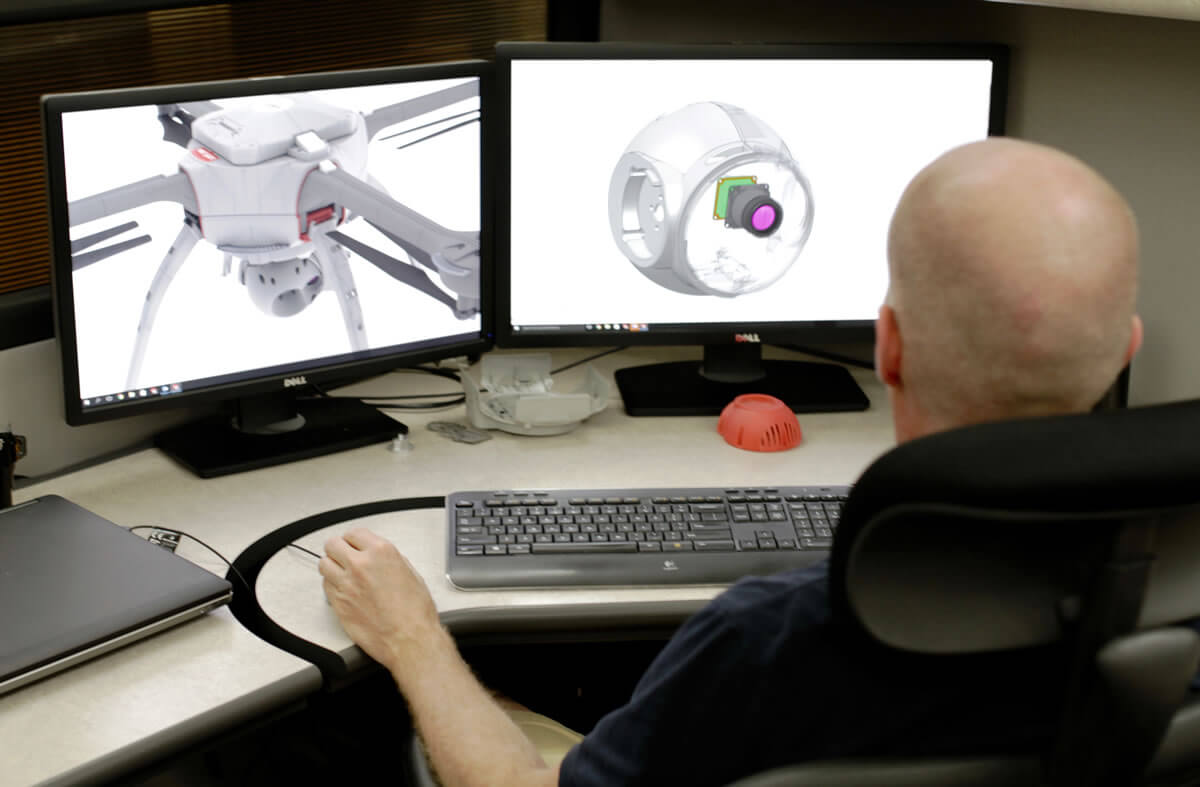 SOLIDWORKS renderings