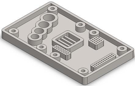 coring 3d printed parts