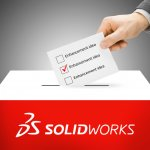 Submit and/or vote for a SOLIDWORKS Enhancement Idea