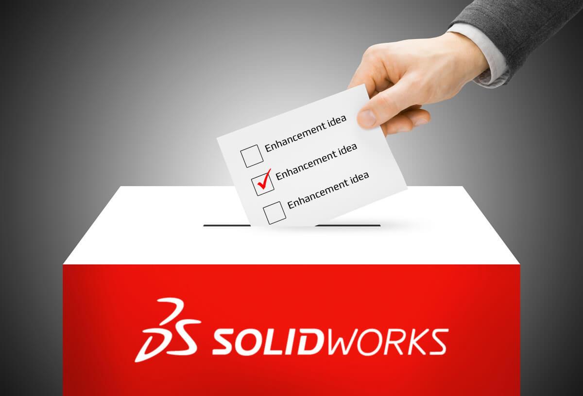 SOLIDWORKS Enhancement Idea