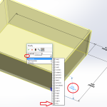 """The Syntax of a SOLIDWORKS """"IF"""" Statement in an Equation"""