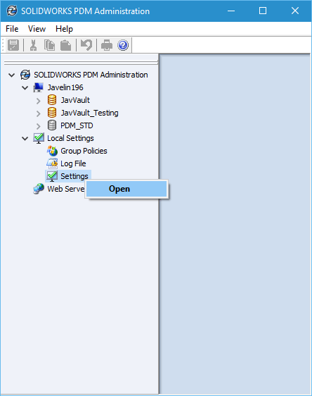 How to set 7-zip as the File Archiver For SOLIDWORKS PDM Copy Tree