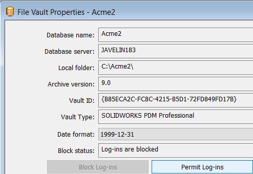 Permit log-ins