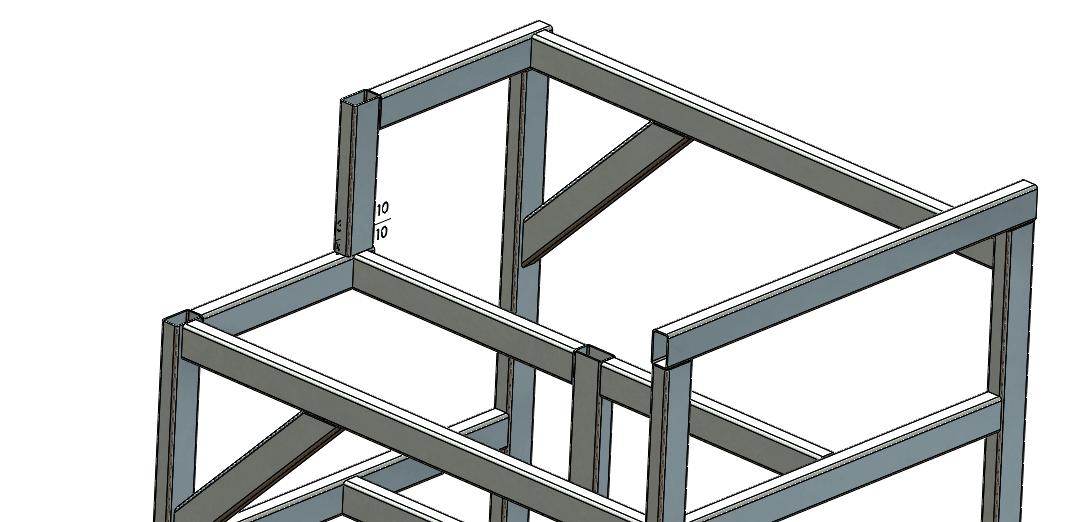Weldment Model