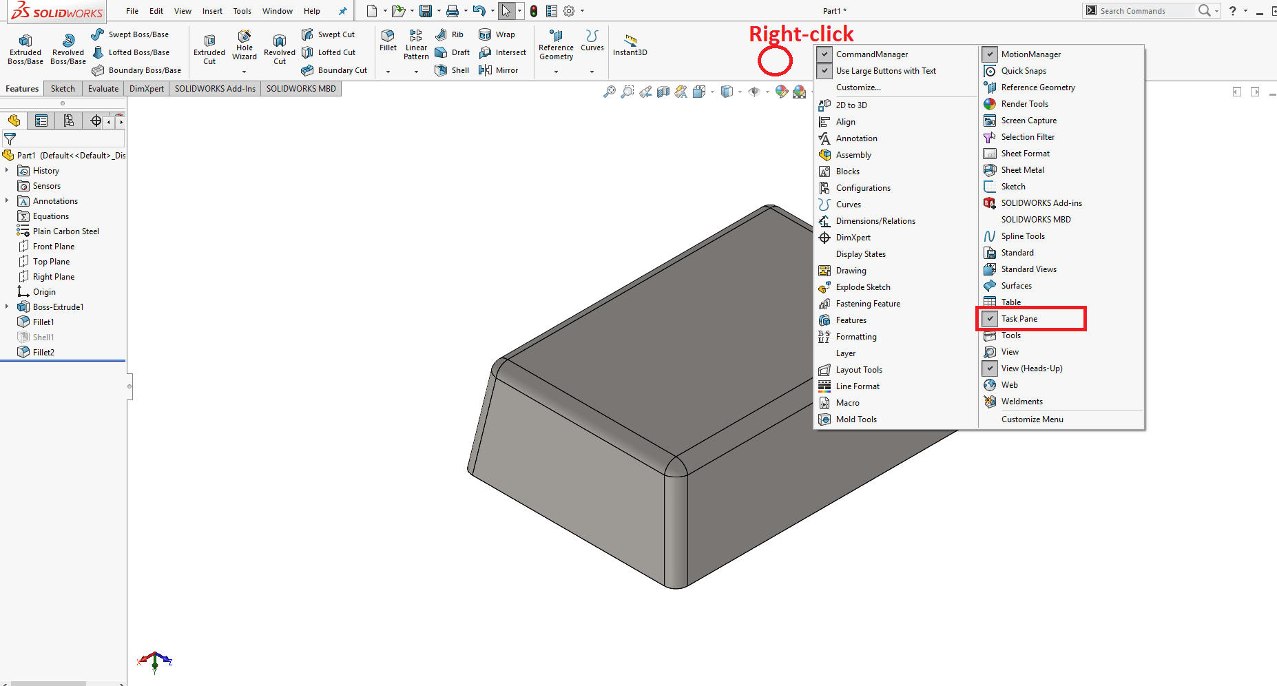 scene tool is missing sketchup