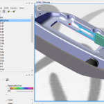 Inserting additional components into an existing SOLIDWORKS Composer file