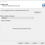 Using a Configuration based on a SOLIDWORKS PDM Administrative Image Export File
