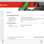 SOLIDWORKS PDM Professional 2017 Installation