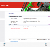 SOLIDWORKS PDM Professional Installation