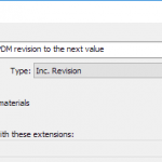 How to increment a Revision Automatically in a SOLIDWORKS PDM Workflow