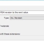SOLIDWORKS PDM Revision