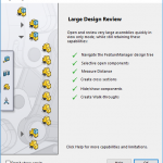 Large Assemblies taking too long to load? Try SOLIDWORKS Large Design Review Mode