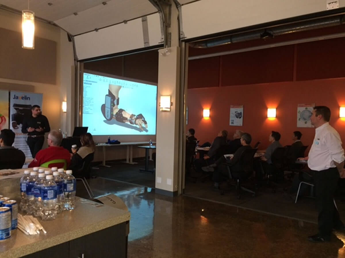 Attend a SOLIDWORKS 2017 Event