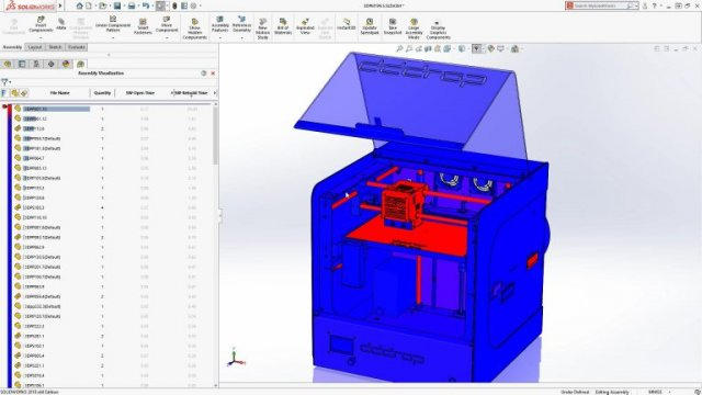 SOLIDWORKS 2018 Assembly Visualization