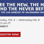 Watch SOLIDWORKS World 2017 Live Online