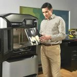 The new Stratasys F123 3D Printer Series is designed for SOLIDWORKS prototyping