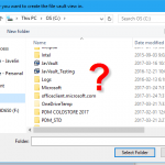 Why you should always choose the root folder for the local view in SOLIDWORKS PDM