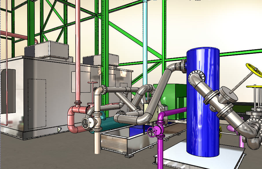 SOLIDWORKS Plant Design