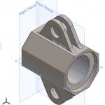 SOLIDWORKS Reference Triad for Changing View Orientation [VIDEO]