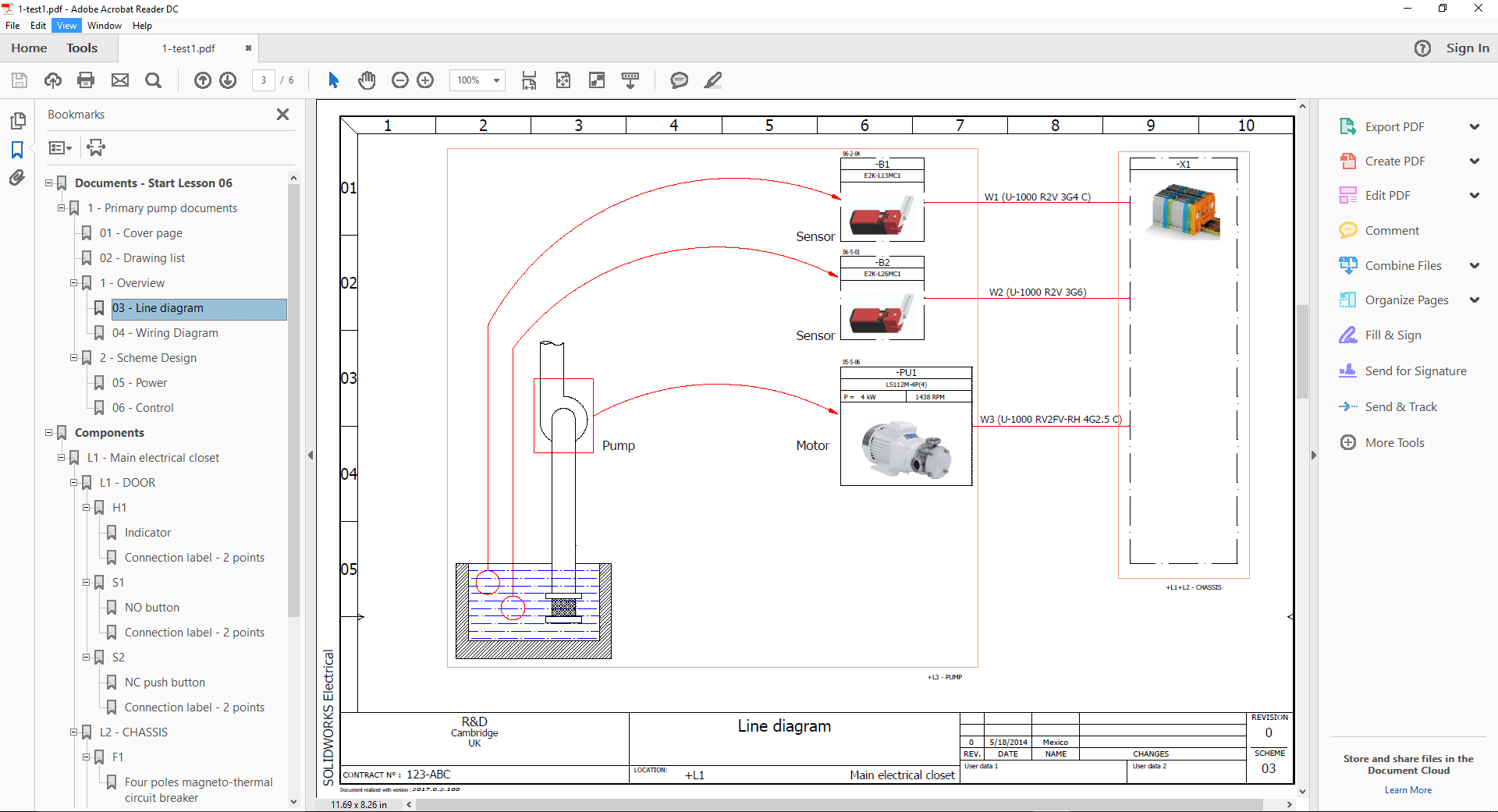 Solidworks Electrical Schematic Archives