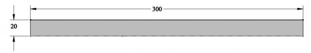 Figure 1: Flat sheet