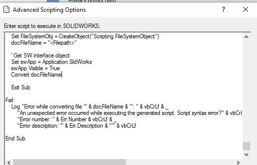 Edit existing tasks