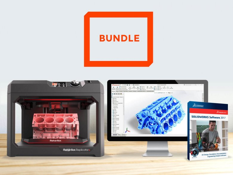 SOLIDWORKS MakerBot Bundle